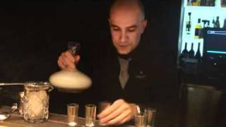 Max La Rocca - Ohla Boutique Bar Mixologist Barcelona, Spain