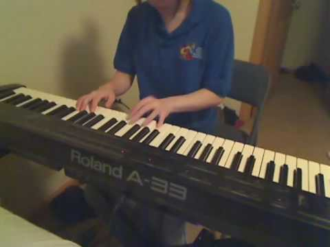 Final Fantasy: Odeka de Chocobo Theme on piano