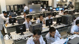 """Chinese workers are starting to rebel against """"9-9-6"""" culture"""