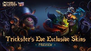 Trickster's Eve Exclusive Skins | Cyclops & Barats | Mobile Legends: Bang Bang screenshot 4