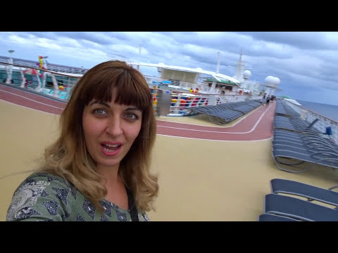 Independence of the Seas TOUR, [Deck by Deck]