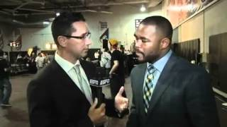 Download Rashad Evans Speaks On Fight MP3 song and Music Video