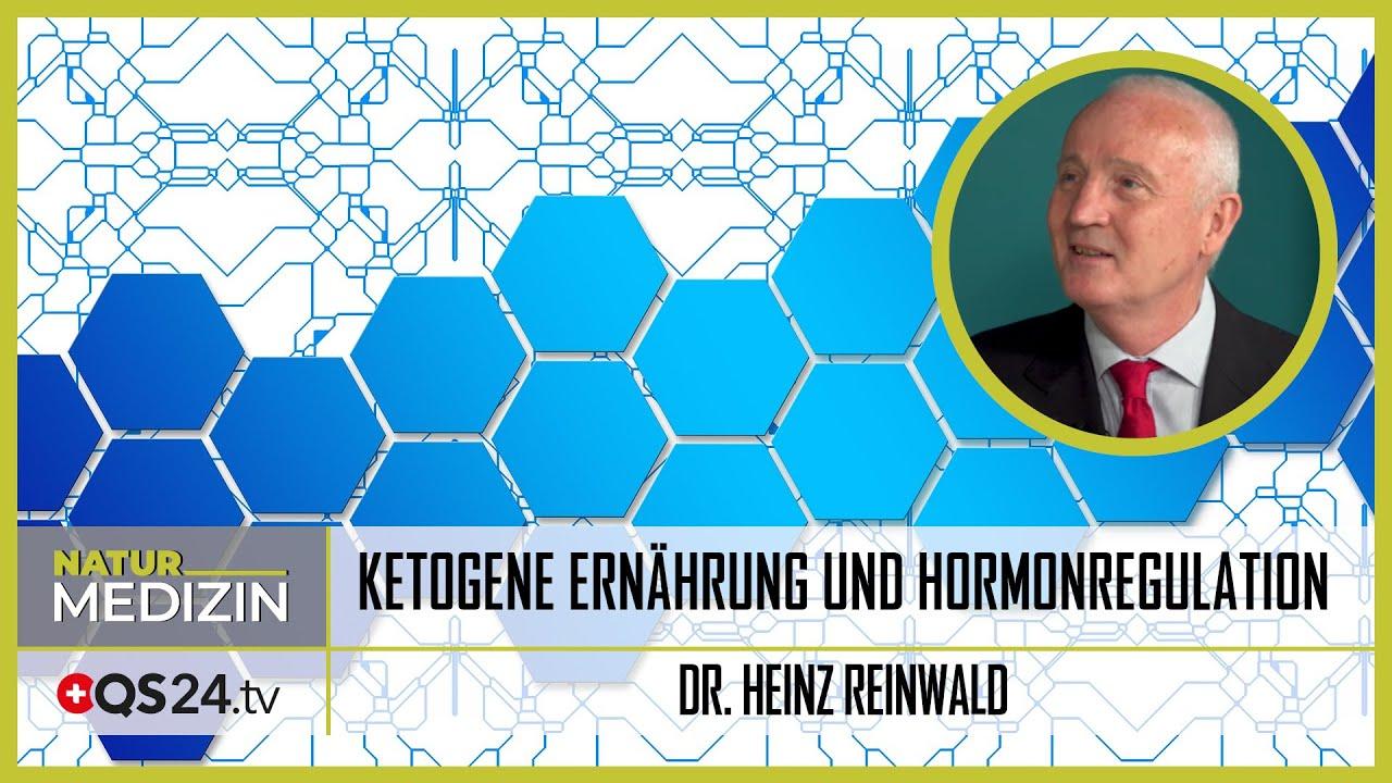 Ketogene Ernährung: Die ungenutzte Chance in der Hormonregulation | Dr. Heinz Reinwald | QS24