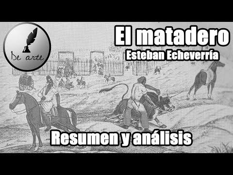 EL MATADERO - RESUMEN Y ANÁLISIS