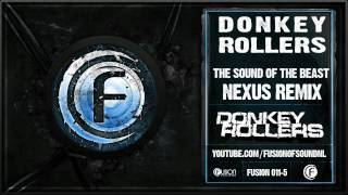 Donkey Rollers - The Sound of the Beast (Nexus Remix) Resimi