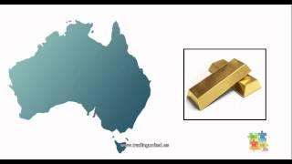 Curso de Forex - 91 de 99 - Divisas de Commodities. El Dolar australiano (AUD) y el Oro