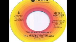 Amazing Rhythm Aces - Third Rate Romance (1975)