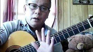 Guitar Bắt Đầu - phần 5 - Chuyển HỢP ÂM (Bao Hoang Guitar)