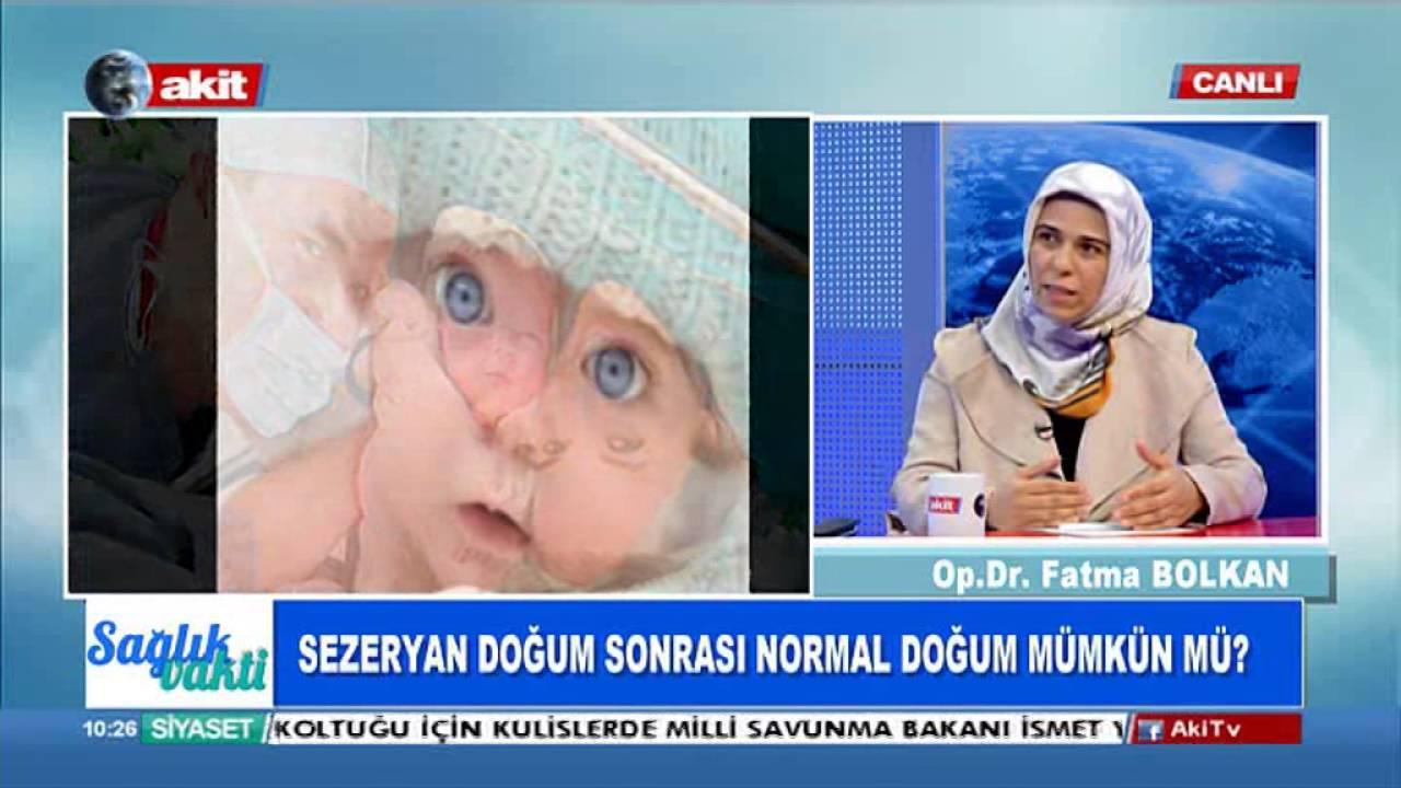 Sezeryan Doğum Sonrası Normal Doğum Mümkün Mü