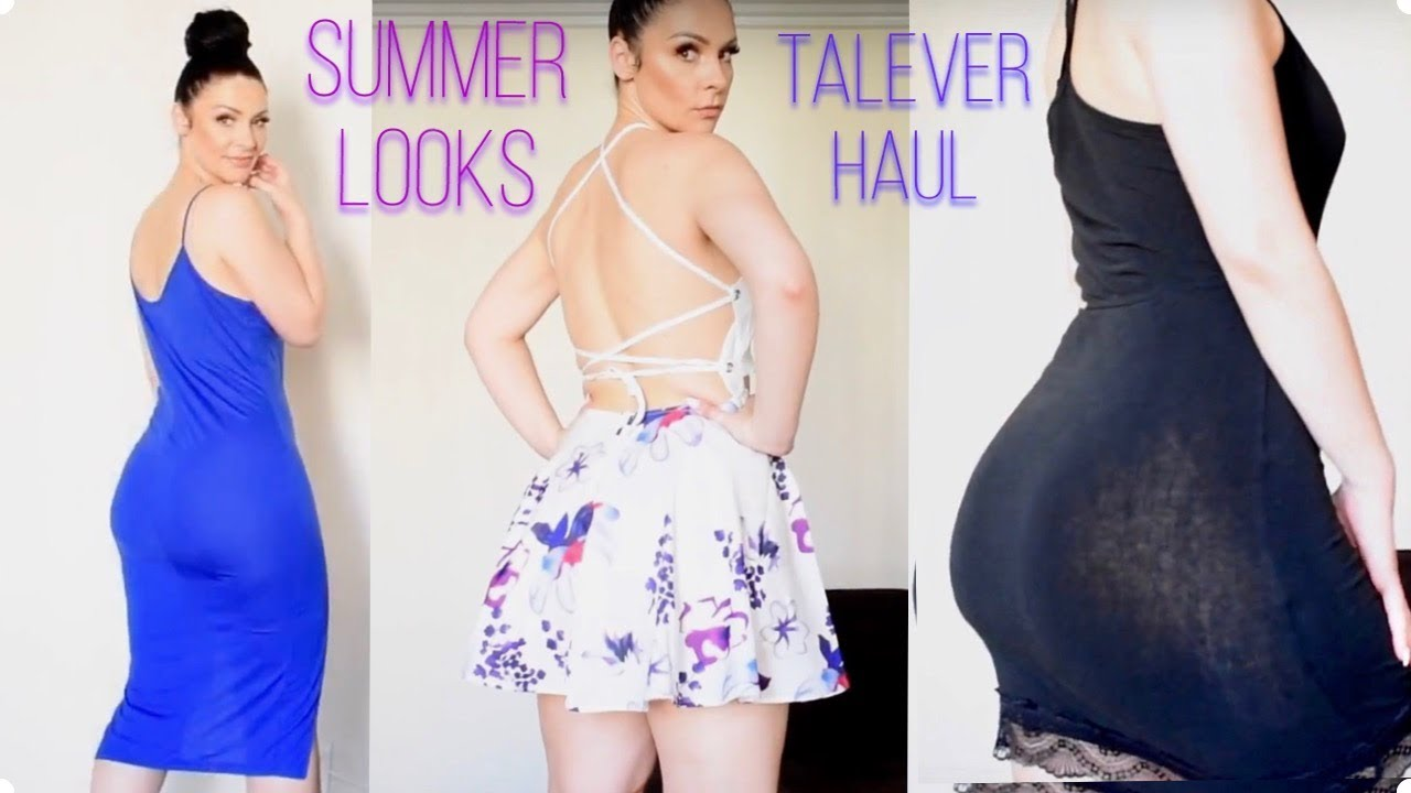 [VIDEO] – Summer Looks | TALEVER