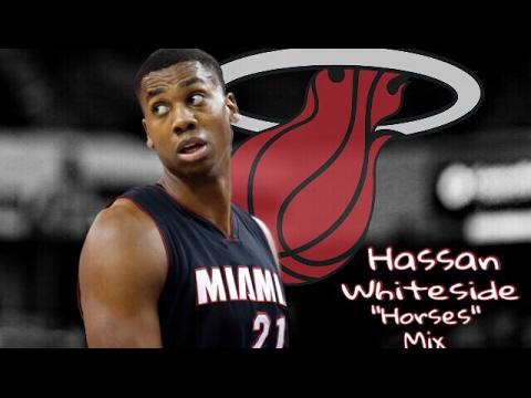 Hassan whiteside horses nba mix youtube - Hassan whiteside wallpaper ...