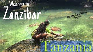 My Solo Trip To Zanzibar, Tanzania