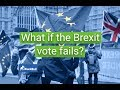 What if the Brexit vote fails?