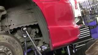 Honda Civic Type R. Broken down and recovered to Ubique Motor DIY f...