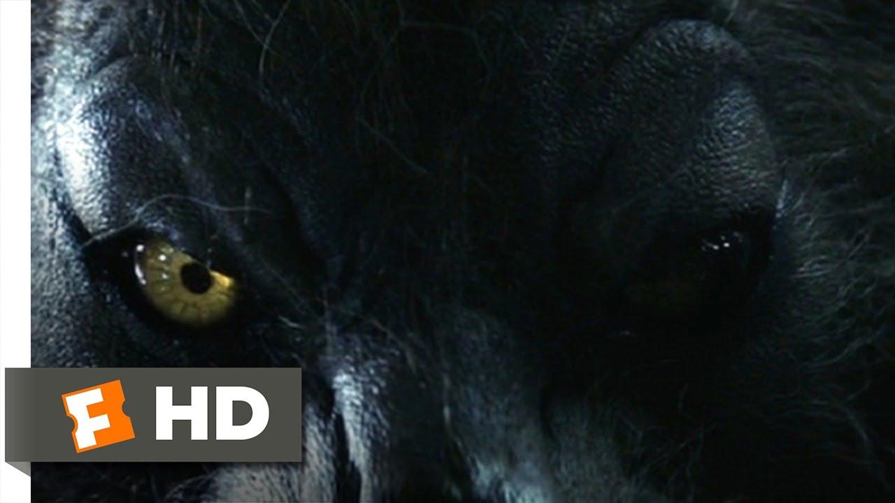 Cursed (3/9) Movie CLIP - Wolf in a Parking Garage (2005) HD
