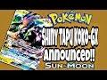 Pokemon News! Shiny Tapu Koko GX Announced!! Pokemon Trading Card Game