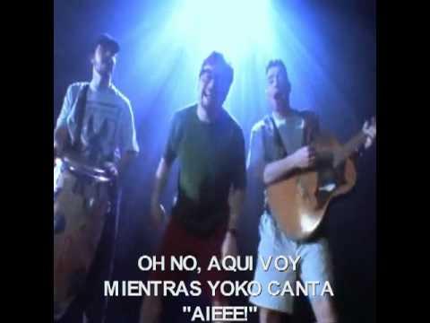 Barenaked Ladies   Be My Yoko Ono Subtitulado en Español By G2