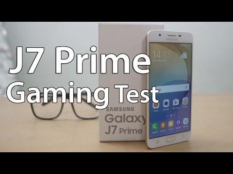 J7 Prime Gaming Test  Indonesia  - Nova 3, Real Racing 3, Asphalt, Antutu