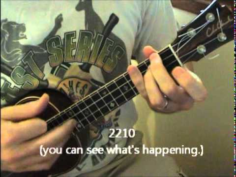 You Made Me Love You Ukulele Chords Second Time Through 1913 Youtube
