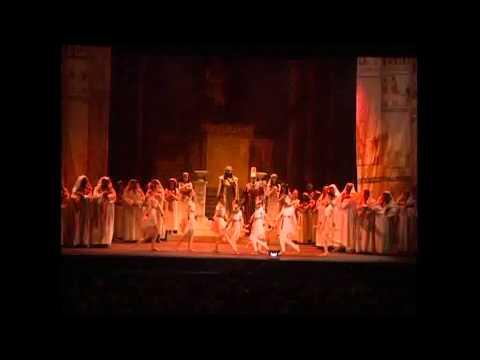 New Jersey Association Of Verismo Opera Presents Aida Consecration Scene Part 1