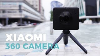 Xiaomi MiJia 360 camera review