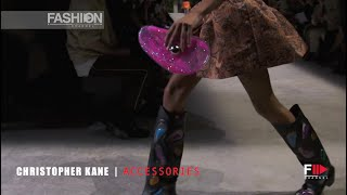 CHRISTOPHER KANE Accessories | Fashion Trends Spring 2020 - Fashion Channel