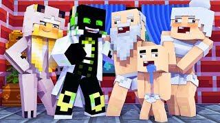 DAS ist FAMILIE STINKY FEET?! - Minecraft [Deutsch/HD]
