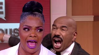 Download Mo'nique and Steve Harvey Get into Heated Argument| Mo'nique allegedly Threatens To Slap Steve! Mp3 and Videos