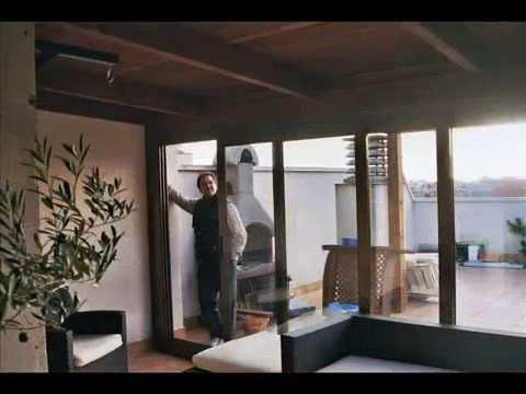 Cerramientos de terrazas en madera 3 youtube for Disenos de terrazas de madera