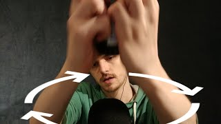 Tapping But It's All Around Your Ears - ASMR (Obviously)