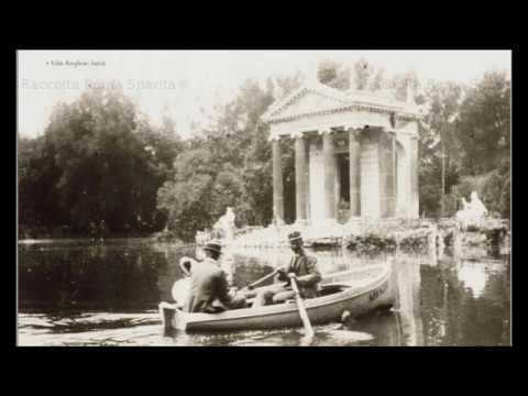 Piantoni Giuseppe - Ricordi di Villa Borghese, scherzo sinfonico