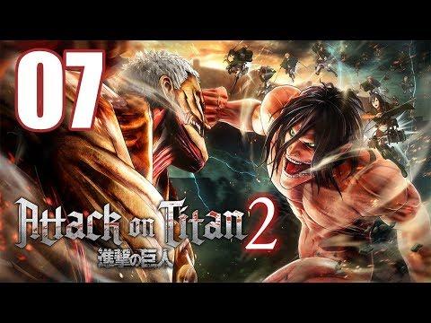 Attack on Titan 2 - Gameplay Walkthrough Part 7: Wound