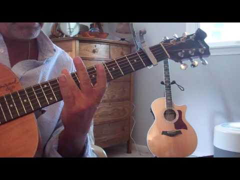 Angelina – Tommy Emmanuel  COVER
