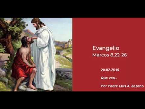 Evangelio del Día Miercoles 20 de Febrero - Palabra de Fe