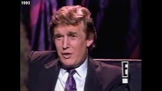"Trump: ""I tend to like beautiful women more than unattractive women"" (1993)"