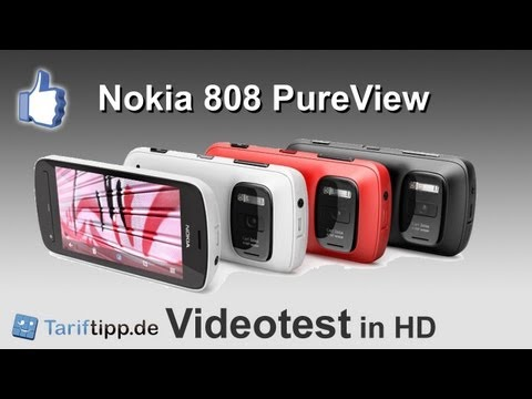 Nokia 808 PureView | Handytest in HD (deutsch)