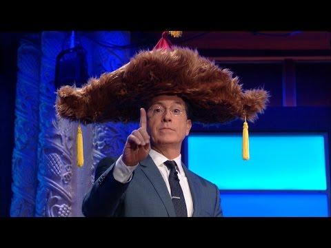 The Furry Hat Speaks Again - YouTube