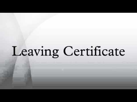 Leaving certificate youtube yadclub Images