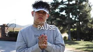 [LETRA] Pause -Junior H (2020)