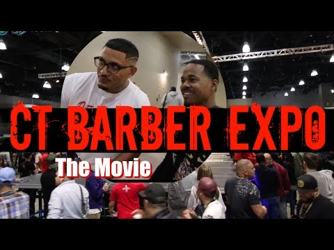 CT BARBER EXPO | THE MOVIE!! | VLOG 24
