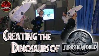 Jurassic World with Chris Pratt - The Park is Open