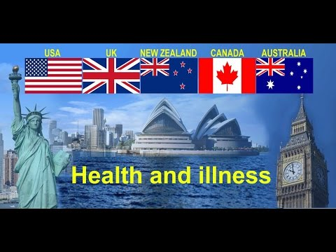 V.30.: Talk about health and illness