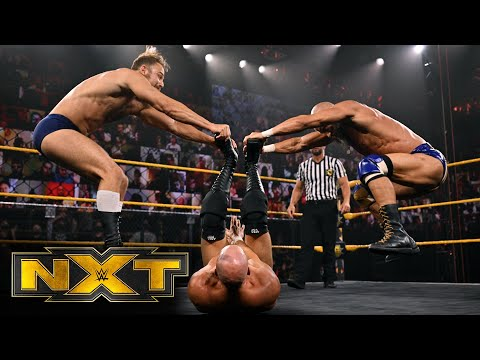Tommaso Ciampa & Timothy Thatcher vs. Grizzled Young Veterans: WWE NXT, May 4, 2021