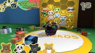 🐝Simulátor včelaře v Robloxu??! 🍯💐/ 1 ep / Roblox Bee swarm simulator / jurasek05