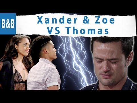 B&B Spoilers: Thomas