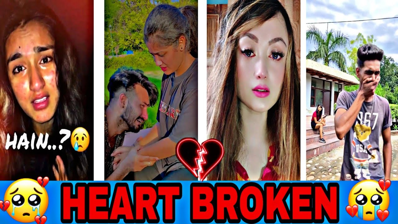 Breakup 💔💔💔 Tik Tok Videos || Sad Tik Tok Videos || ``Tik Tok Videos`` || Tik Tok || @Josh Hindi