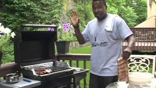 Sports Kitchen With Chef O: Johnny Walker Ribs (s1 E3)
