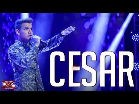 ¡Cesar canta con pasión! | Galas en Vivo | Factor X Bolivia 2018