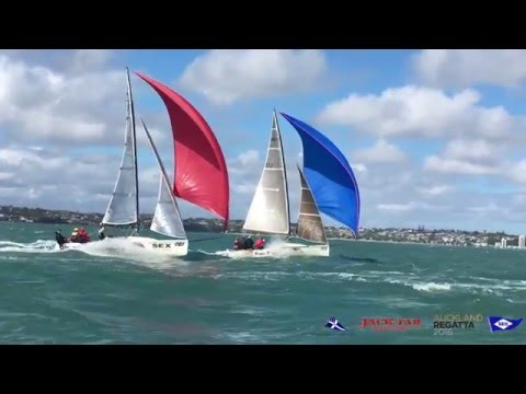NZ Sportboats National Championships 2016 - At The Jack Tar Auckland Regatta