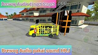 Download lagu Brewog audio Dj nget tenget tenget / ngok cengok cengok